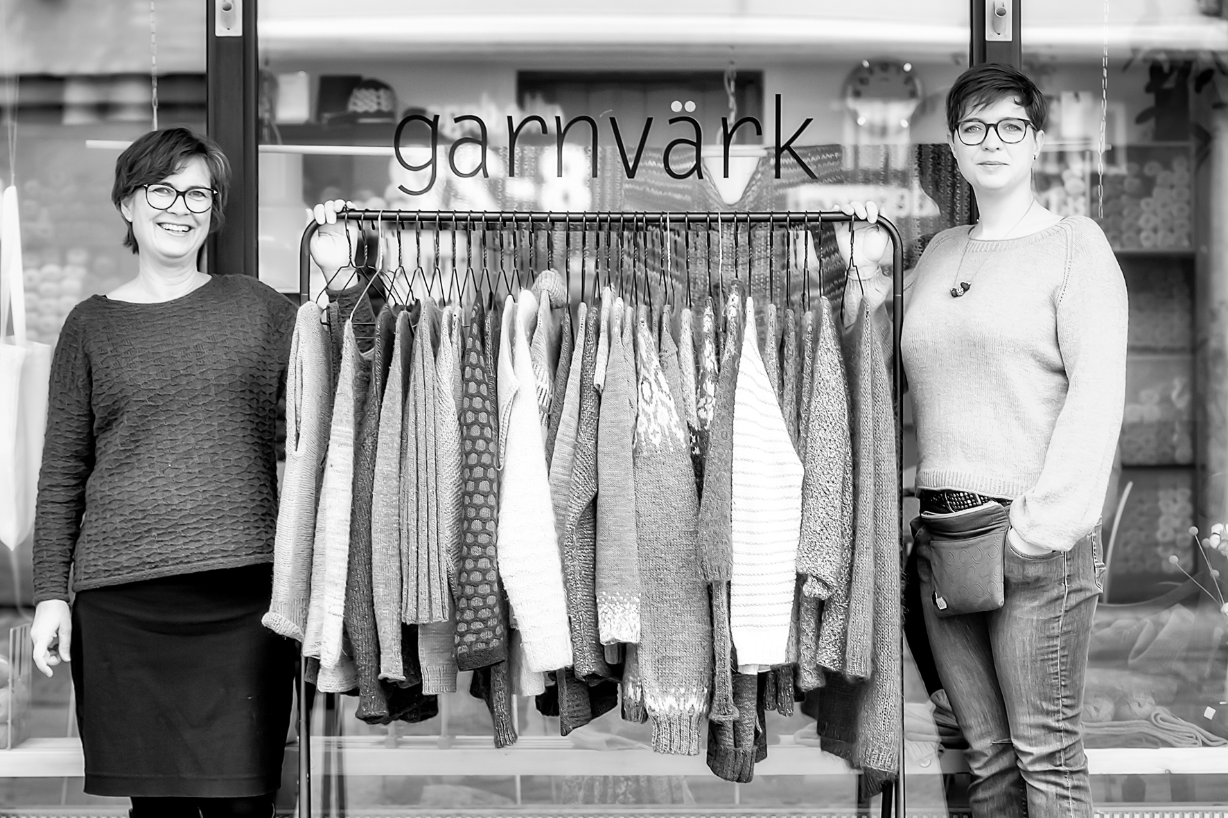 Garnbutik med Isager garn og kaffebar i Fredensborg